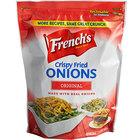 French's 24 oz. Crispy Fried Onions   - 6/Case