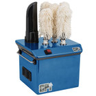 Campus Products GP5 Blue StemshinePro Five Brush Electric Glass Polisher - 110V