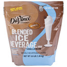 Blended Ice Beverage and Coffee Mix