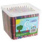 Choice 165-Count Bulk School Crayon Bucket