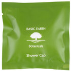 Basic Earth Botanicals Hotel and Motel Shower Cap - 1000/Case