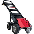 Magliner MHT75AD 3500 lb. Motorized Hand Truck with 13 inch Pneumatic Wheels and Trailer Hitch - 36V, 800W
