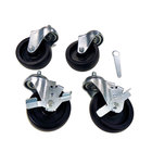 True 872033 2 1/2 inch Swivel Stem Casters - 4 / Set