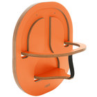 Chair Nest CN3008 Orange Laminate Wooden Child Safety Seat