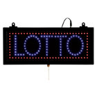 Aarco LOT04S Lotto LED Sign