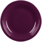 Homer Laughlin 466343 Fiesta Mulberry 10 1/2 inch Round China Dinner Plate - 12/Case