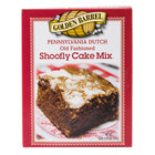 Golden Barrel 2.75 lb. Shoofly Cake Mix with Syrup - 12/Case