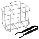Beer Tubes CHRK Chill Stick Rack with Plastic Tongs