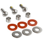 Sunkist 6 Bowl Support Screws and Spacers for Commercial Juicers - 3/Pack
