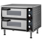 Waring wpo500 single deck countertop pizza oven