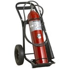 Buckeye 50 lb. Carbon Dioxide Fire Extinguisher - Rechargeable Untagged - UL Rating 20-B:C
