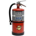 Buckeye 10 lb. Standard Dry High Flow Heavy Duty Fire Extinguisher - Rechargeable Untagged - UL Rating 10-B:C