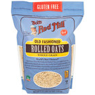Bob's Red Mill 52 oz. Gluten Free Whole Grain Rolled Oats - 4/Case