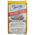 Bob's Red Mill 25 lb. Whole Wheat Flour