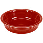 Homer Laughlin 461326 Fiesta Scarlet 19 oz. Medium China Bowl - 12/Case