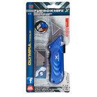 Olympia Tools 33-134 Turboknife X Blue Utility Knife