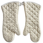 Choice 17 inch Terry Oven Mitts