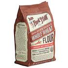 Bob's Red Mill 5 lb. Whole Wheat Flour - 4/Case