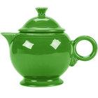 Homer Laughlin 496324 Fiesta Shamrock 44 oz. Covered Teapot - 4 Sets / Case