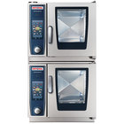 Rational 60.73.768 Stacking Kit for Duo XS Combi Ovens with Right Side Hinges