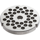 #32 Stainless Steel Flat Grinder Plate - 3/8 inch