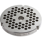 #32 Stainless Steel Flat Grinder Plate - 1/4 inch