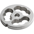 #12 Stainless Steel Sausage Stuffer Plate