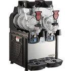 Narvon SMM2B Double 1.6 Gallon Pourover Granita / Slushy / Frozen Beverage Dispenser - 120V, 550W