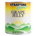 Stratford Farms Grape Jelly #10 Can - 6/Case
