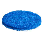 MotorScrubber MS1068 Essentials 7 13/16 inch Blue General Cleaning Pad