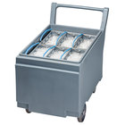 Scotsman ICS-CP Ice Express Replacement Polyethylene Ice Cart - 250 lb.