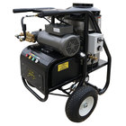 Cam Spray 2725SHDE SH Series Portable Diesel Fired Hot Water Pressure Washer - 2700 PSI; 2.5 GPM