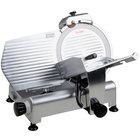 Avantco SL312 12 inch Manual Gravity Feed Meat Slicer - 1/3 hp
