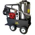 Cam Spray 3040QH Portable Gas Hot Water Pressure Washer with 50' Hose - 3000 PSI; 4.0 GPM
