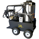 Cam Spray 4000QE Portable Electric Hot Water Pressure Washer with 50' Hose - 4000 PSI; 4.0 GPM