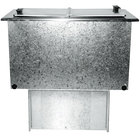 Delfield N225 6 Gallon Drop In Freezer with Stainless Steel Lids
