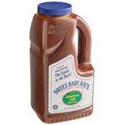 Sweet Baby Ray's 0.5 Gallon Jamaican Jerk Wing Sauce - 4/Case