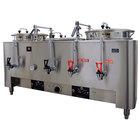 Grindmaster 83010(E) Triple 10 Gallon Coffee Machine Urn - 120/208/240V