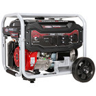 Simpson 70007 Portable 12.5 HP Heavy-Duty 420cc Generator with Recoil / Electric Start - 9300/7500W, 120/240V