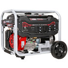 Simpson 70008 Portable 14.5 HP Heavy-Duty 439cc Generator with Recoil Start- 10,000/8300W, 120/240V