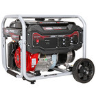 Simpson 70006 Portable 12.5 HP Heavy-Duty 420cc Generator with Recoil Start - 6800/5500W, 120/240V