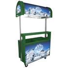 IRP 2050 Green ICC-1 Jr. 216 Qt. Illuminated Concessionaire