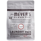 Mrs. Meyer's Clean Day 306114 Lavender 45-Count Laundry Detergent Pack - 6/Case