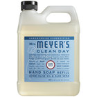 Mrs. Meyer's Clean Day 308452 33 oz. Rainwater Scented Hand Soap Refill - 6/Case