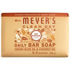 Mrs. Meyer's Clean Day 313538 5.3 oz. Oat Blossom Soap Bar - 12/Case