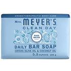 Mrs. Meyer's Clean Day 308456 5.3 oz. Rainwater Soap Bar - 12/Case