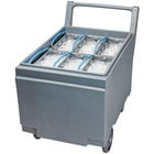 Follett ROTOCART SmartCART 240 lb. Ice Cart