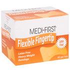 Medique 61578 Medi-First Woven Fingertip Bandage   - 40/Box