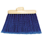 Carlisle 3687314 Flo-Pac Duo-Sweep 13 inch Warehouse Broom Head with Blue Flagged Bristles