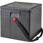 Cambro EPPMBWSTSW110 Cam GoBox® Insulated Milk Crate Box